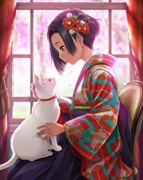 白猫と箱入り娘