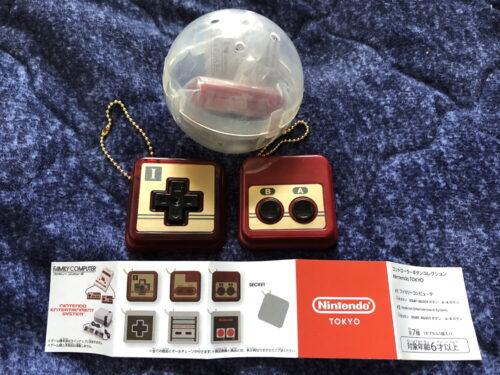 Nintendo TOKYO ガチャ結果