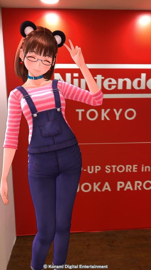 Nintendo TOKYO 入り口
